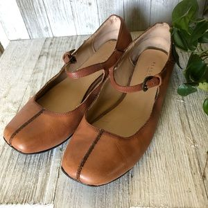 Kenneth Cole • Leather Mary Janes